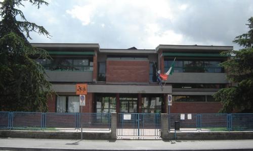 Esterno della scuola primaria Ciliani